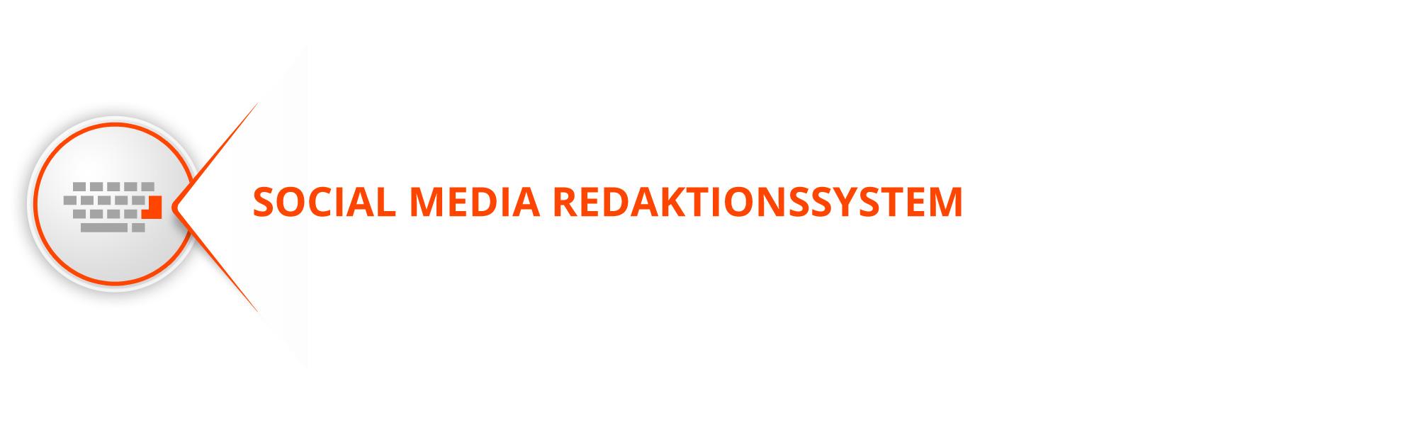 social media redaktionssystem